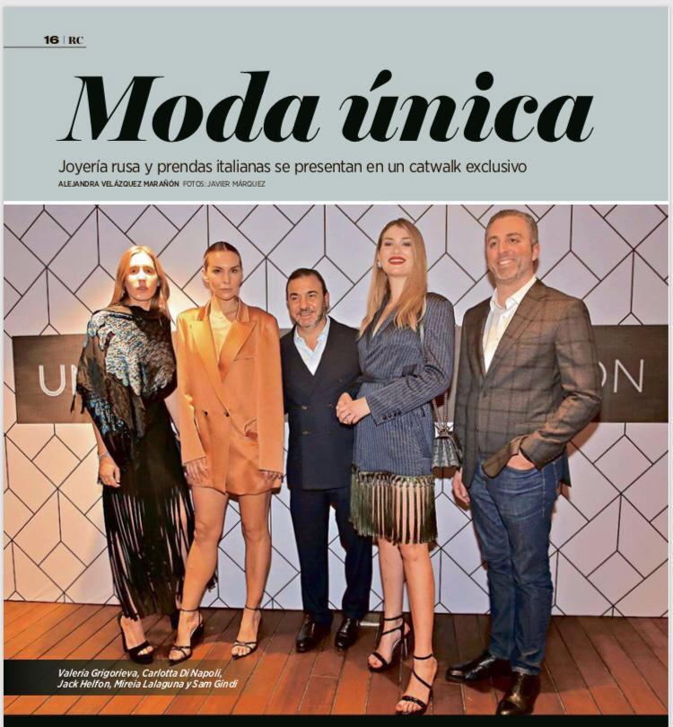 UNIQ LOS CABOS VIP TRUNK SHOW